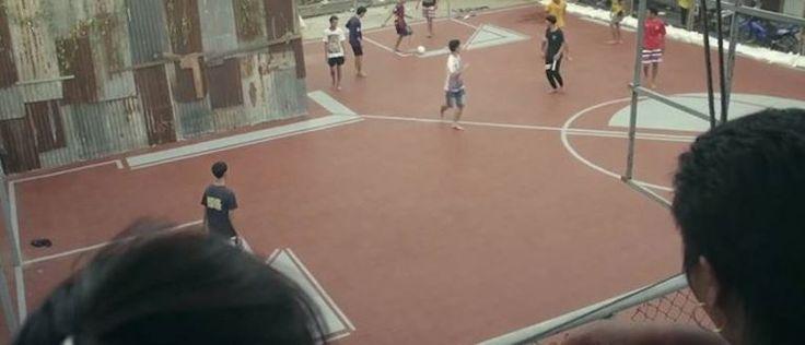 Crean en Tailandia primeras canchas asimétricas - Diario Deportivo Record