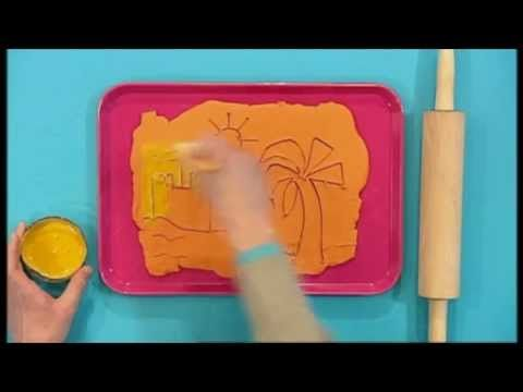 Mister Maker | Plasticine Etching Picture - YouTube