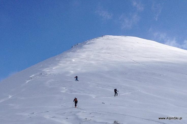 Sławomir Bączek Skitouring