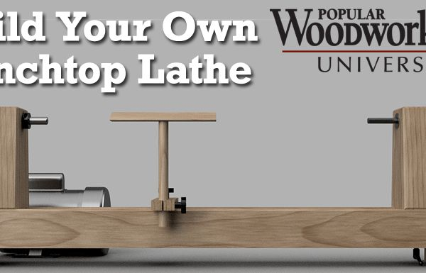 Build Your Own Benchtop Lathe