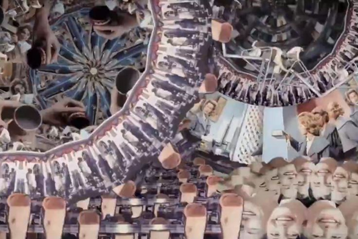 Animation and music collide in 'Cirrus,' Bonobo and Cyriak's incredibly trippy music video | The Verge
