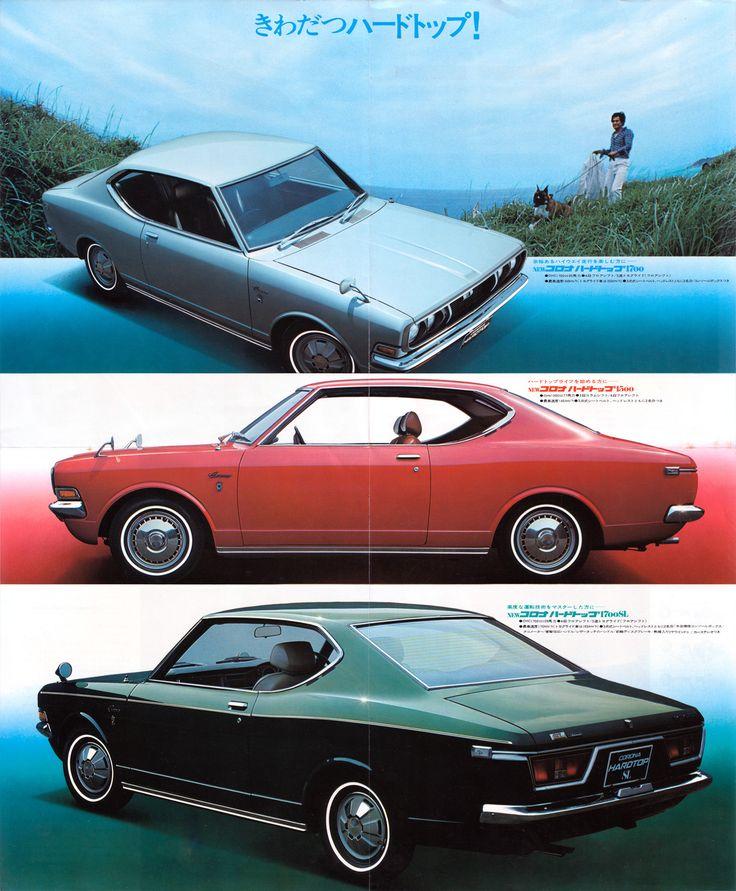 Toyota Corona 1970