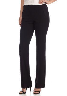 Kaari Blue™ Women's Wide Leg Trouser - True Black - 10 Average