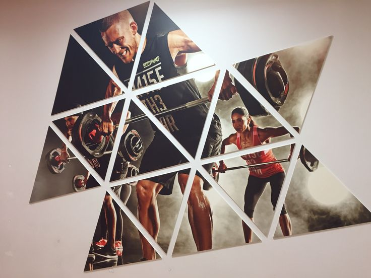 51 best images about Gym Wall Graphics on Pinterest | Parks ...