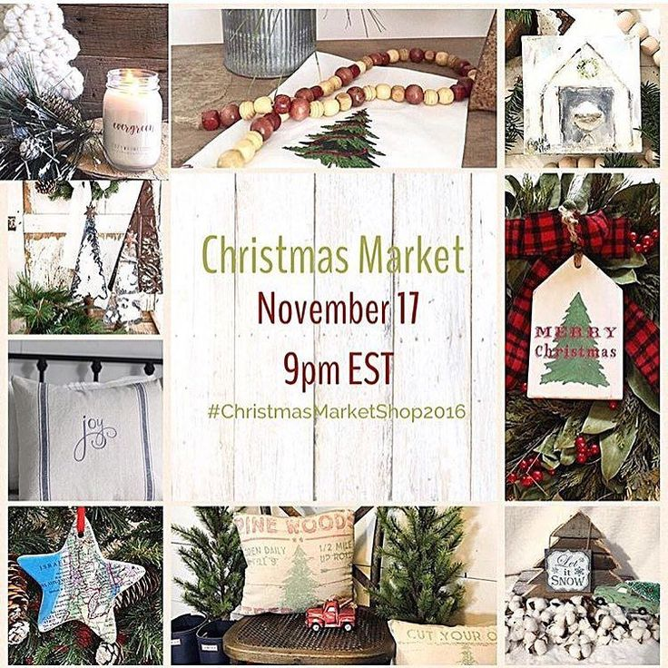 YALL!  Christmas is right around the corner! I can hardly wait! We are offering you a unique SHOPPING experience!  I've teamed up with some super talented Instagram friends for the  #ChristmasMarketShop2016 on November 17 at 9pm EST right here! It's just 9 days away so be sure to mark your calendar now!! We will be offering unique gifts handmade with excellent quality and ready to ship just for YOU! Something for everyone! I will have custom map ornaments for you and maybe a few surprises…
