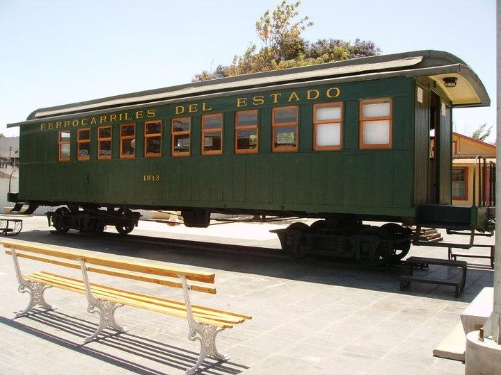El Museo Ferroviario de Ovalle rescata la época de ferrocarriles y su relevancia histórica.