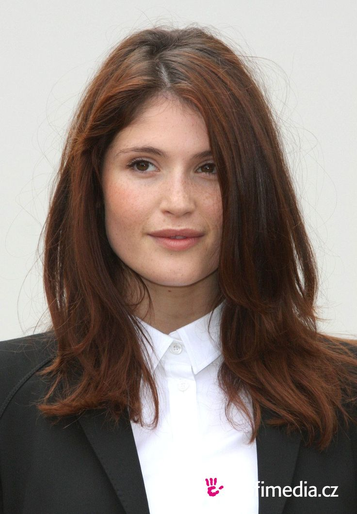 you can try this Gemma Arterton's hairstyle with your own photo upload at easyHairStyler