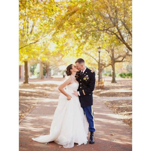 Dreams Of A Military Wedding