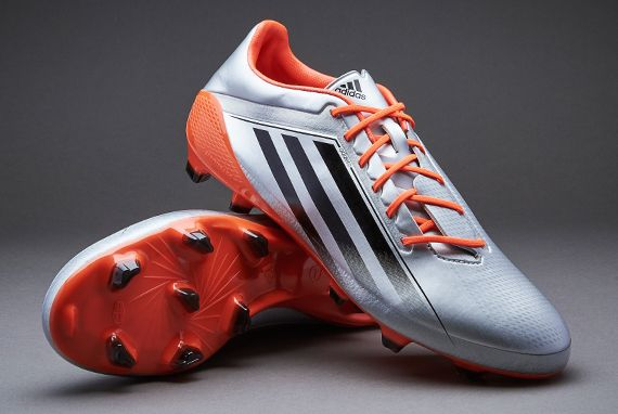 Rugby Boots - adidas adizero RS7 4.0 PRO FG - Silver Met/Core Black/Solar Red - B40264