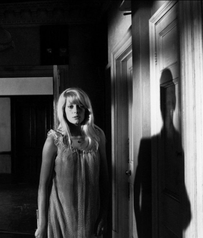 Repulsion 1965 Noir In 2019 Catherine Deneuve Film