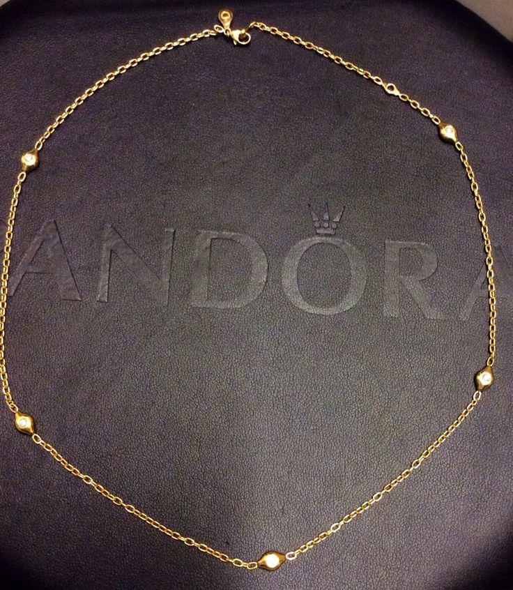 Five Pod Diamond Lovepod Necklace