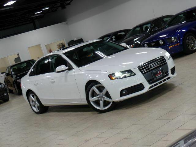 Ebay Advertisement 2011 Audi A4 2 0t Quattro Premium Sedan 4d