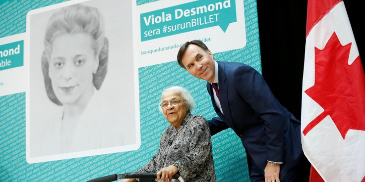 Viola Desmond, Canada's Civil Rights Pioneer, To Appear On $10 Bill | The Huffington Post