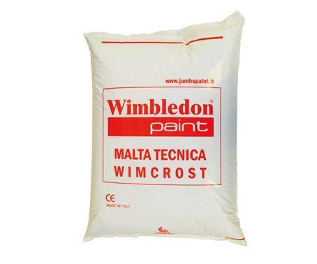 Wimcrost malta rasante livellante (kg. 25   latex 0,500g)