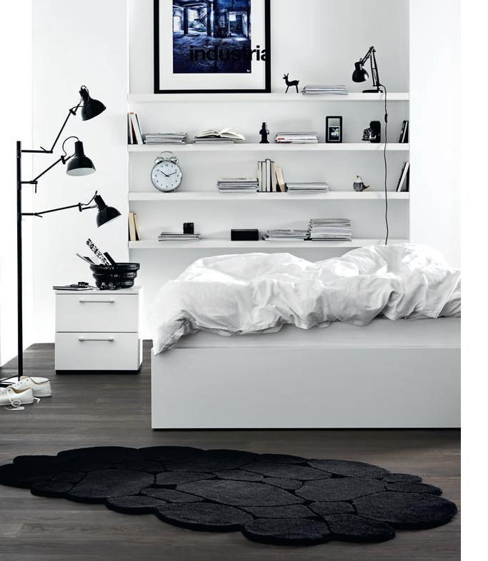 минимализм в интерьере BoConcept датская мебель