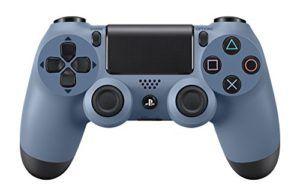 Sony - Mando DualShock 4, Color Gris Azulado Uncharted 4 (PS4)