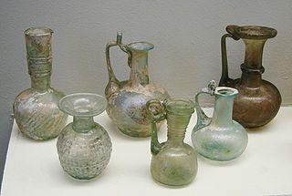 (Vassil) Recent heavy rains help unearth glassworks near Pompeii.