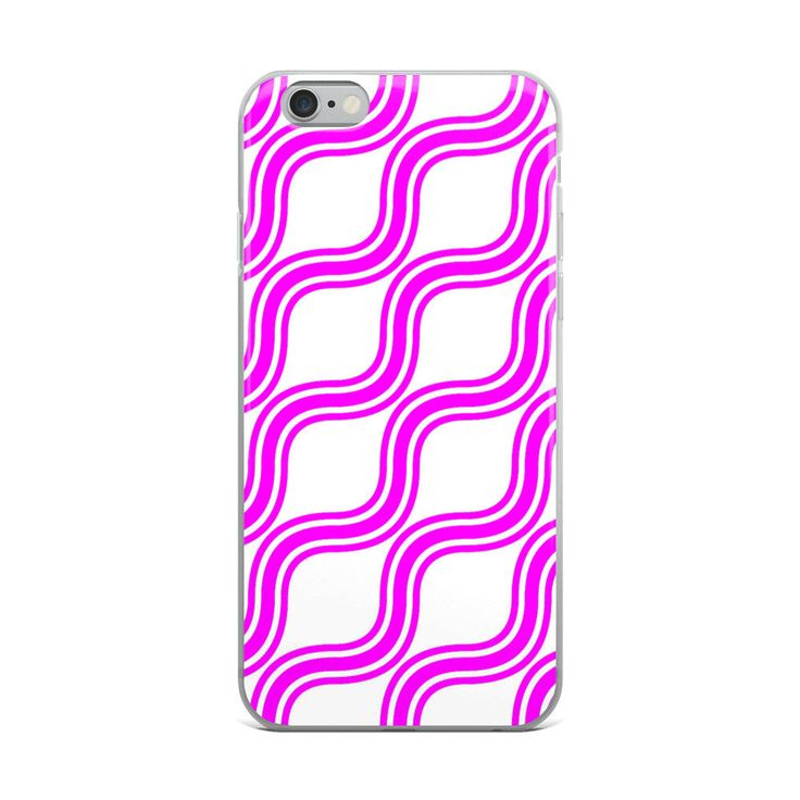 Excited to share the latest addition to my #etsy shop: Pink & White Lines iPhone X Case   Repetitive Pattern iPhone case   Colorful iPhone 6 case   Trendy iPhone 7 case   Geometry iPhone 8 case http://etsy.me/2CBQE4Q #accessories #case #cellphone #iphonexcase #repetiti