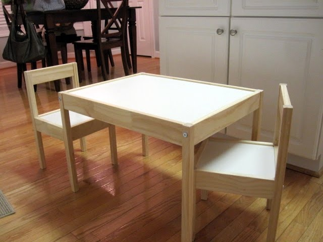 Ikea kids table and chair hack for home pinterest for Ikea daycare furniture