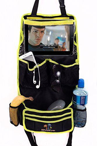 Rücksitz Organizer fürs Auto mit iPad / Tablet Halterung ... https://www.amazon.de/dp/B01I9WRFTE/ref=cm_sw_r_pi_dp_x_PmChybKV8ZP11