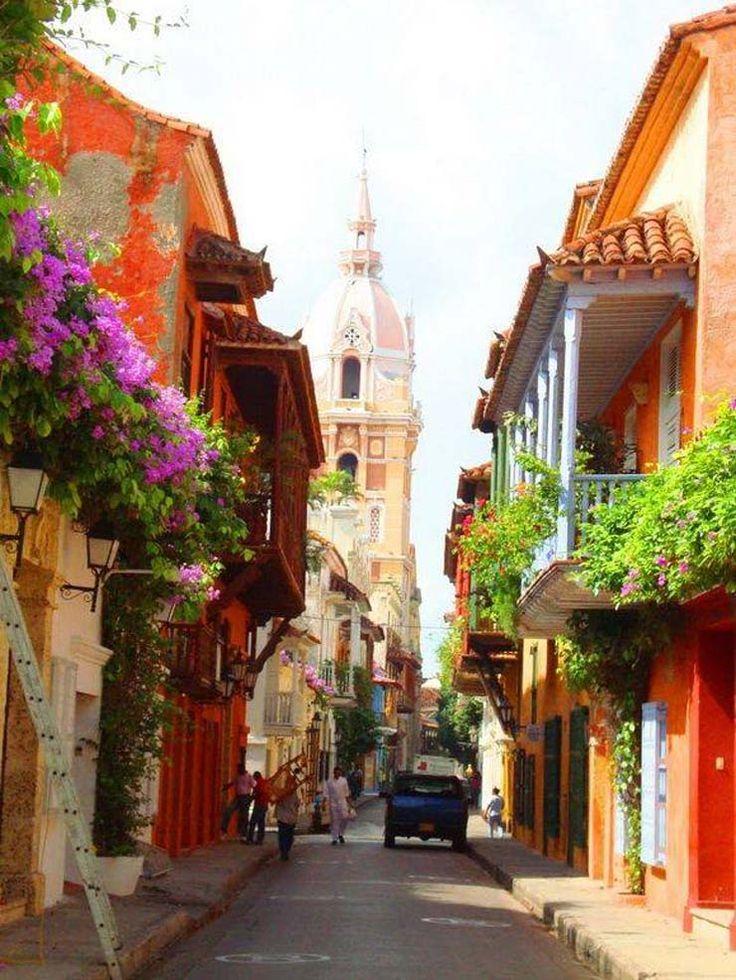 Calles de la Ciudad Amurallada