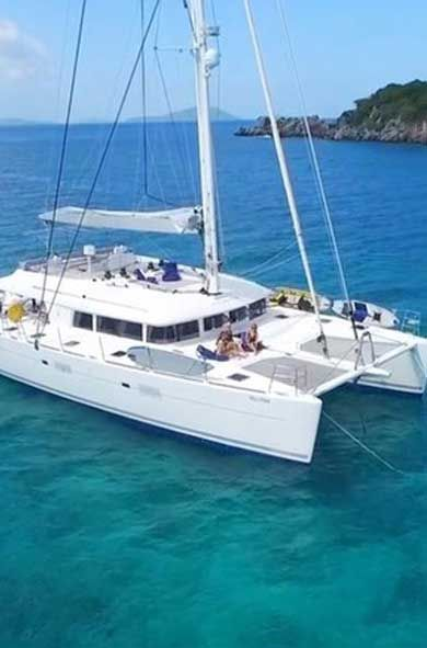 Tell Star BVI Catamaran