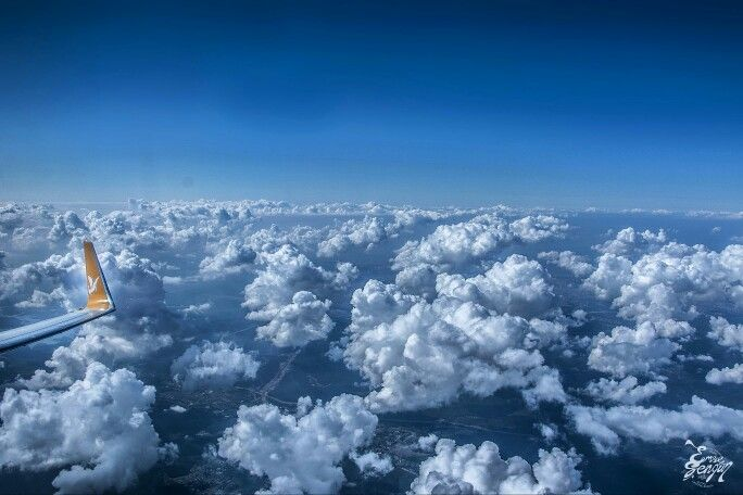 Over The Clouds no.1 © www.emresengun.com  #clouds #cloud #cloudporn #weather #lookup #sky #travel #pegasus