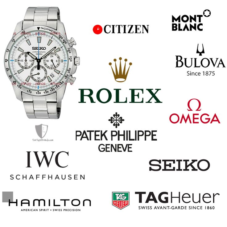 top 10 watch brands in world brand watch brands