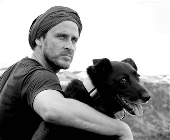 #Chakall mit #Hund und natürlich #Turban
