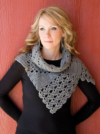 Lacy Cowls Pattern Pack