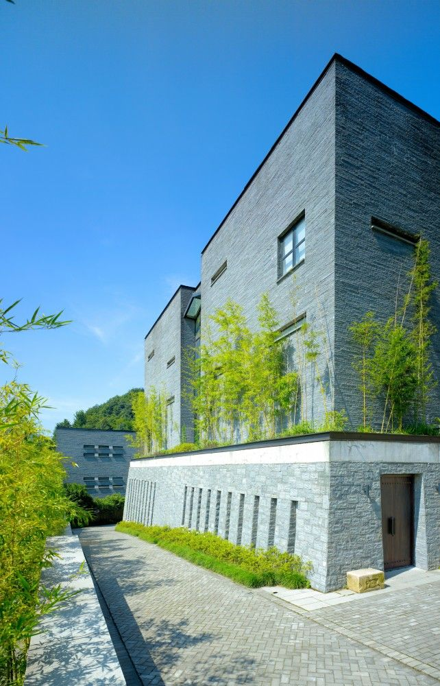 Baohua Chinese Painting Research Institute / Wang Deng Yue
