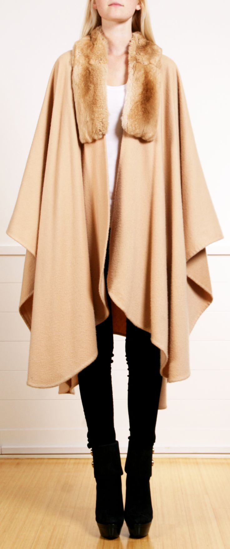 LORA PIANA CAPE @Shop-Hers: