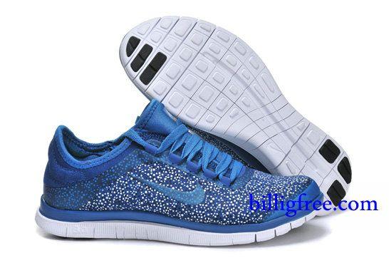 Nike Free 3.0 Sohle