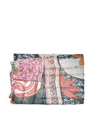61% OFF Kantha Collection Vintage Kantha Throw, Multi