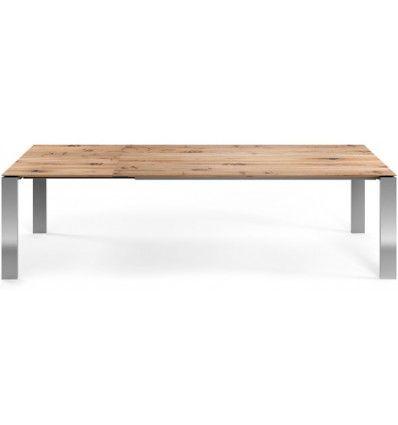 De Maleo tafel is een strakke moderne tafel uit de lijn van Willisau, en is dankzij de innovatieve techniek een zeer gebruiksvriendelijke tafel. Ook uitschuifbaar mogelijk.