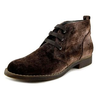Shop for Janet Sport 24744 Women  Round Toe Canvas Brown Chukka Boot and more for everyday discount prices at Overstock.com - Your Online Shoes Store!