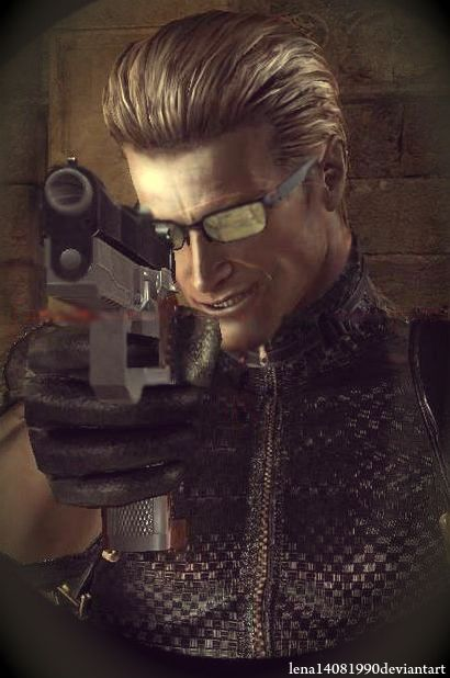 Albert Wesker by WolfShadow14081990 on DeviantArt