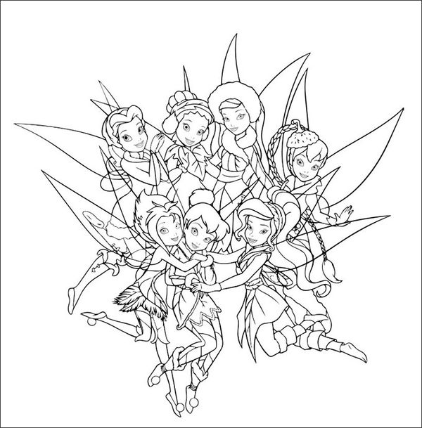 30 Tinkerbell Coloring Pages Free Coloring Pages Tinkerbell And Friends Tinkerbell Coloring Pages Fairy Coloring Pages