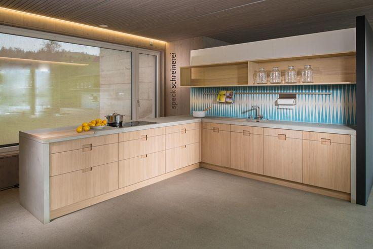 Wöchentlich Verlassen Neue Betonarbeitsplatten Unser Werk In Altstätten In  Der Schweiz. Sie Veredeln Küchen Aller