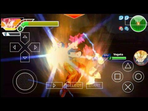 Goku Ultra Budokai Xenoverse | Goku SSJ God Vs Vegeta SSJ God mods full ...