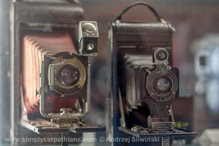 through geographer's eyes: Museum of photography and cinematography in Slovakia