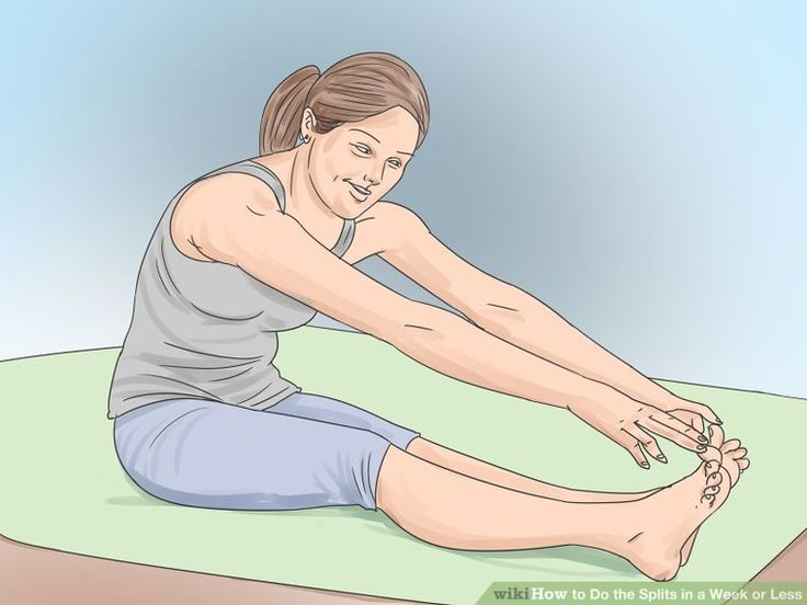 Simple Stretches to Help You Learn to Do Splits - ThoughtCo