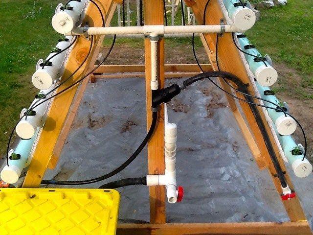 Cómo crear un sistema hidropónico casero 1