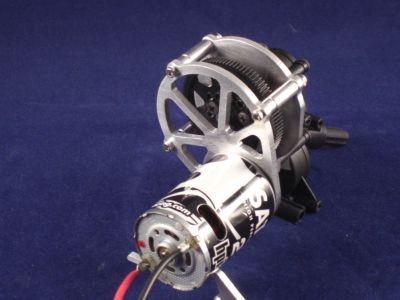 LEVEL3 RC Lower Center Gravity Motor Mount HPI Crawler Wheely King ...