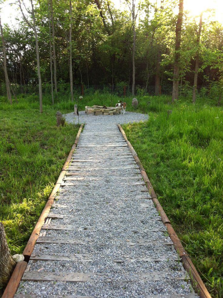 43 best Wooden Walkways images on Pinterest   Paths, Wood ...