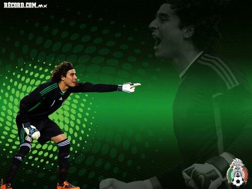 25 best ideas about guillermo ochoa on pinterest fifa - Guillermo ochoa wallpaper ...