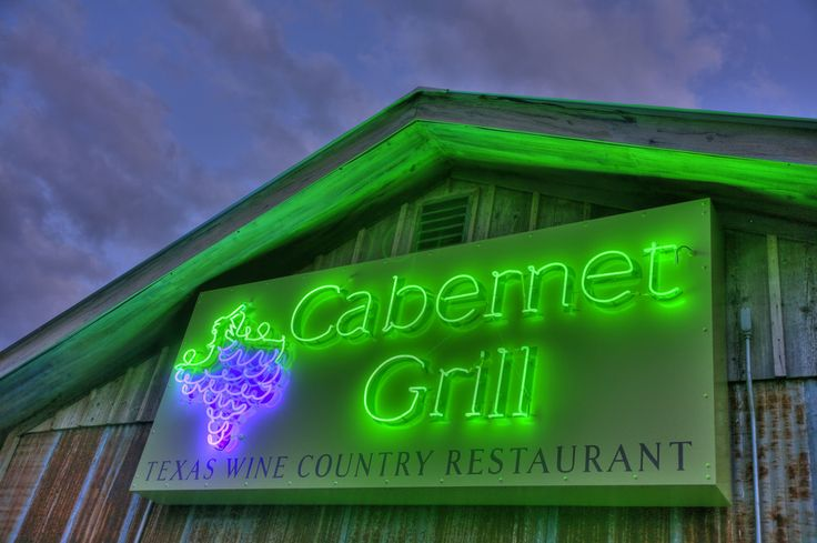 Take a look at the food, atmosphere and grounds of the Cabernet Grill—unparalleled among Fredericksburg TX Restaurants.