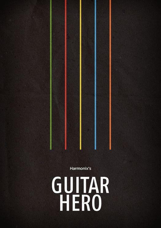 Minimalist Guitar Hero