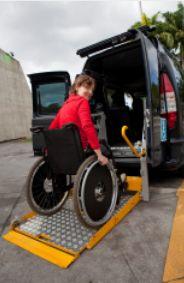 Wheelchair Taxi Brampton