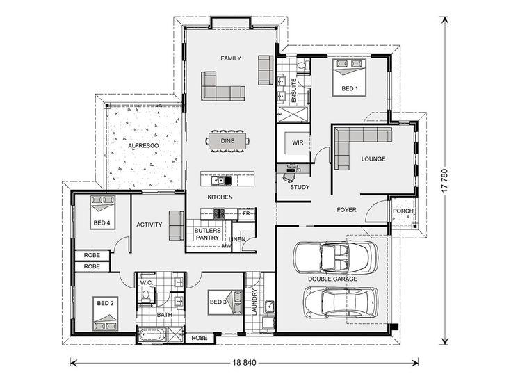 Fernbank 262 - Element, Our Designs, Sunshine Coast South Builder, GJ Gardner Homes Sunshine Coast South